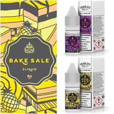Charlie's Chalk Bake Sale 10ml – £3.00