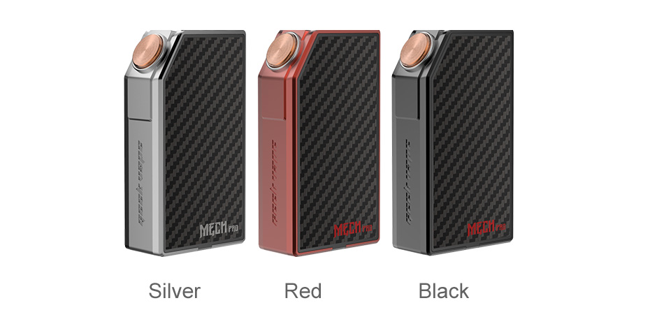 Geekvape Mech Pro Box Mod – £16.94 at Heath Cabin