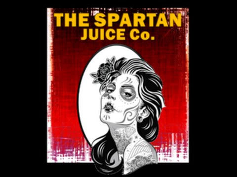 Spartan Juice 100ml Shortfill – £10.00
