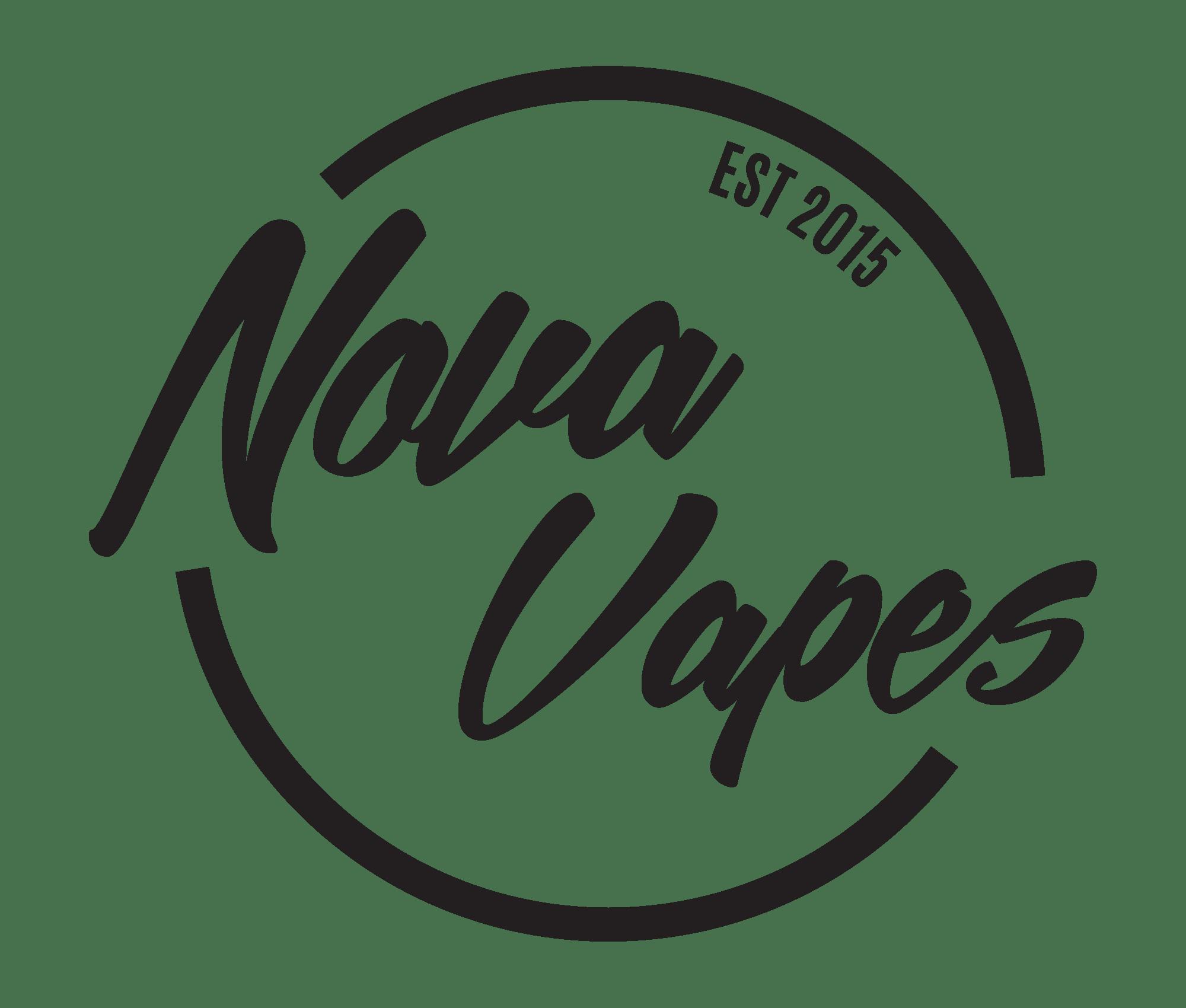 15% off Shortfills at Nova vapes