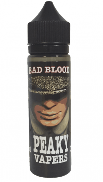 Bad Blood By Peaky Vapers 50ml Shortfill – £6.99