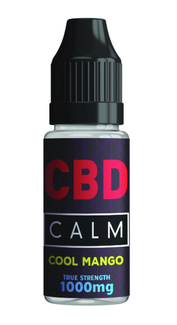 Cool Mango CBD by Calm 1000mg – £41.99