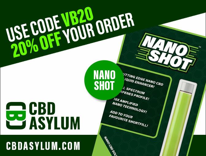 Nano CBD Shot – £15.99