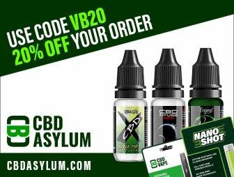 cbd asylum e-liquid