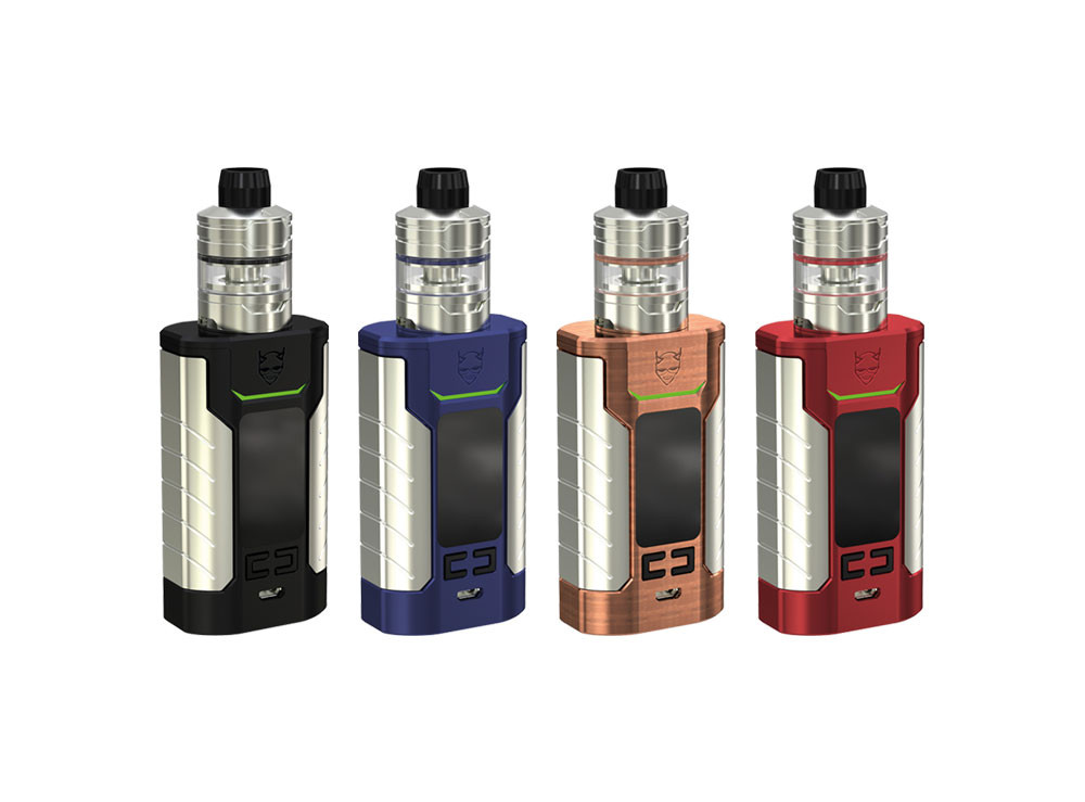 Optimus E-cig Kit and 10ml E-liquid is £63.99  Totally Wicked!