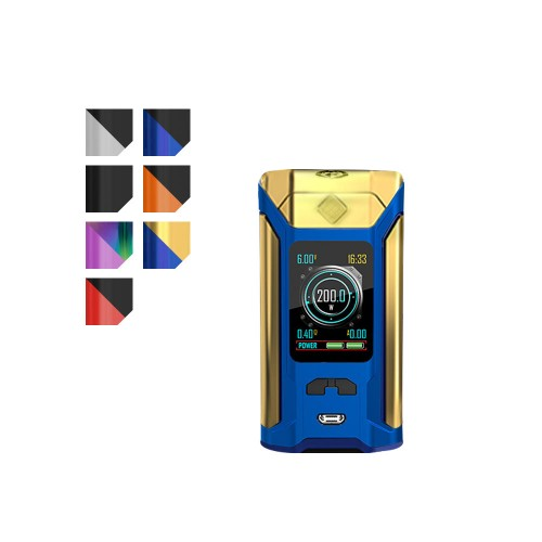 Wismec Sinuous Ravage230 New Colours – £43.99 at TECC