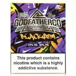 Blackpom by Godfather Co - 3 x 10ml Eliquid