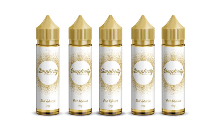 60ml Simplicity E-Liquids – £3.99 at Vapour Depot