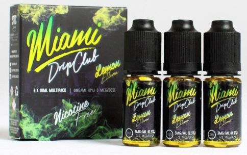 Lemon E11even by Miami Drip – £3.99