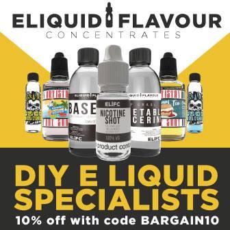 eliquid flavour concentrates deal