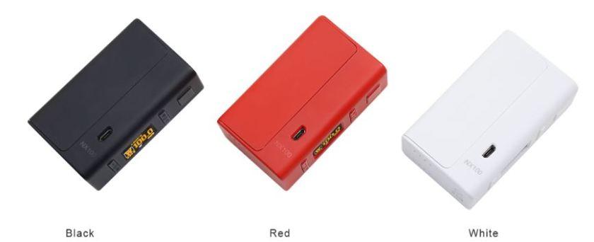Aspire NX100 Box Mod Colours