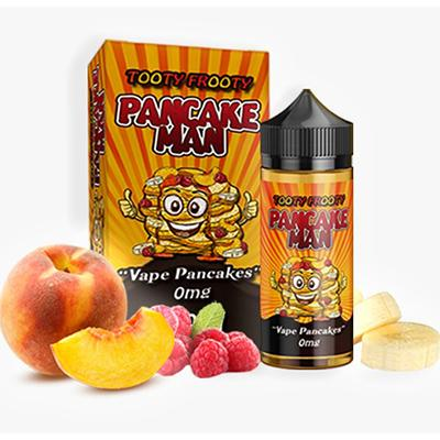 120ml Tooty Frooty Pancake Man Shortfill E-Liquid – £9.99