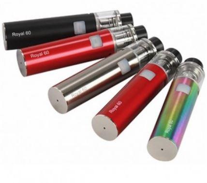 Jomotech Royal 60W Vape Pen Kit – £10.30