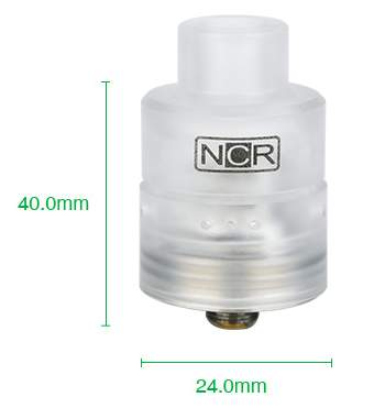 NCR New Concept RDA dimensions