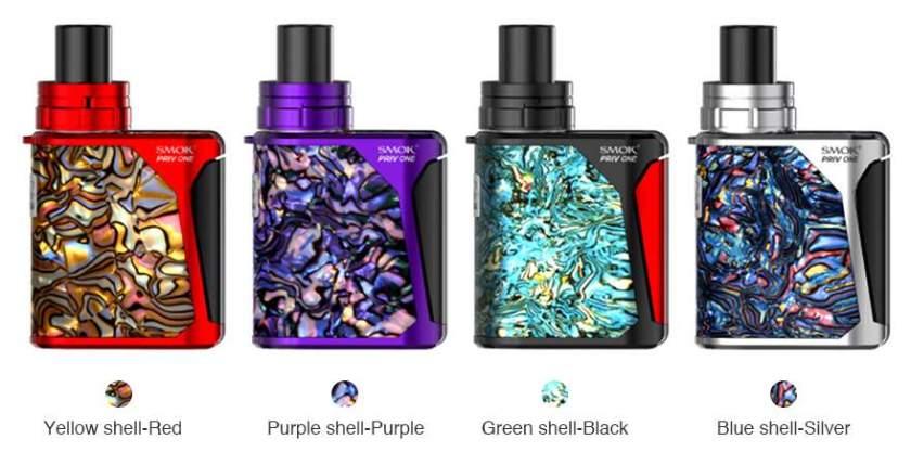 SMOK Priv One E-cigarette Colours
