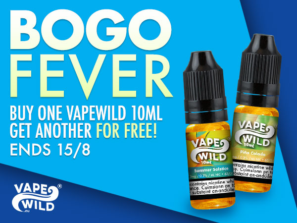 Buy One, Get One Free – VapeWild