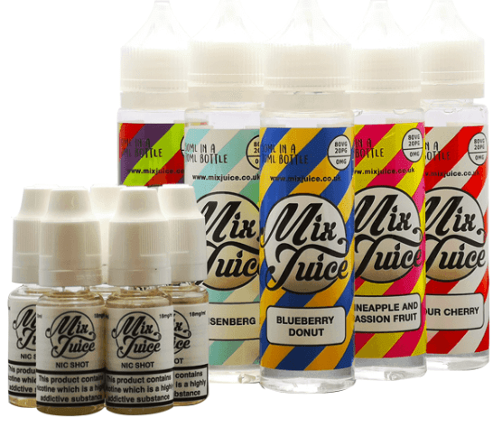 Mix Juice 300ml – £20.99 (including delivery)