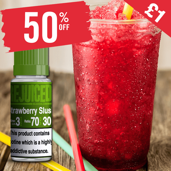 Strawberry Slush – £0.93
