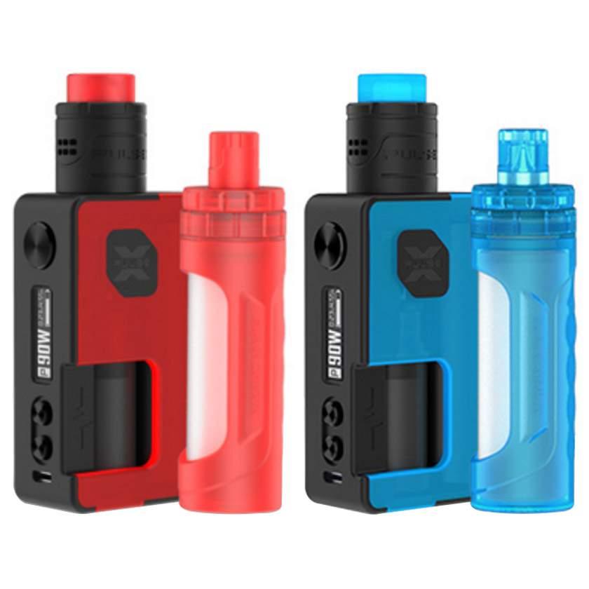 Vandy Vape Pulse X 90W Squonk Mod Kit - £46 70 delivered
