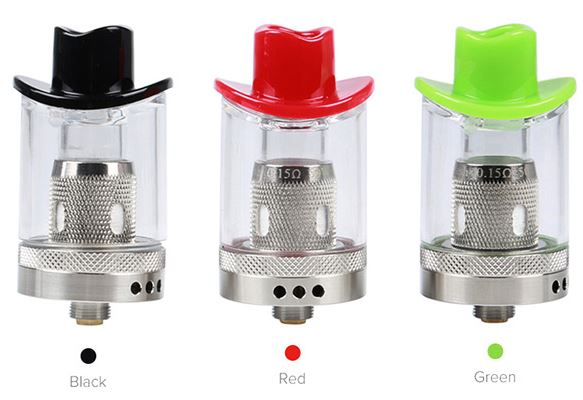 Demon Killer Magic Hat Sub Ohm Tank Colours