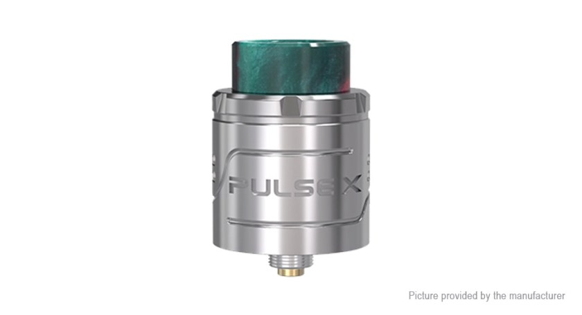 Authentic Vandy Vape Pulse X RDA Rebuildable Dripping Atomizer