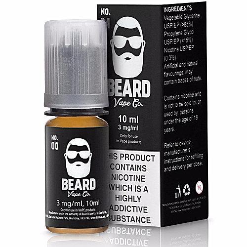 No.00 by Beard Vape Co E Liquid – £1.90