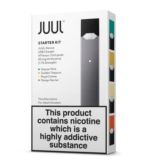 JUUL Starter Kit – £19.99