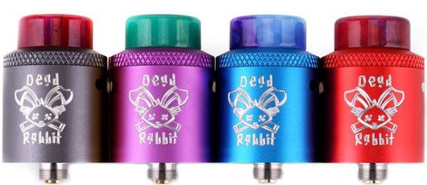 Dead Rabbit RDA 24mm – £14.50