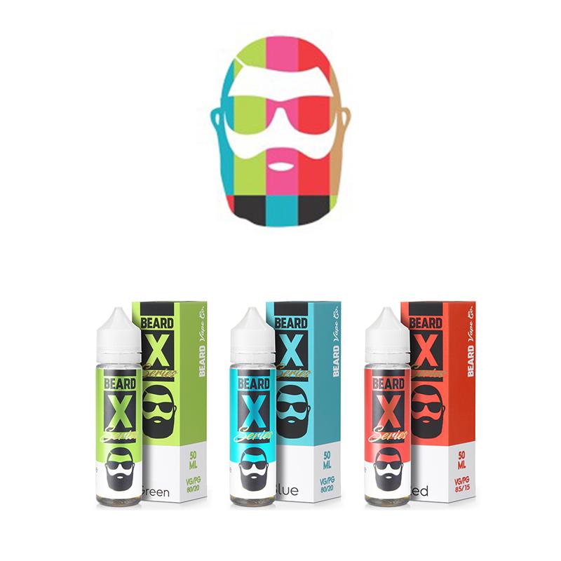 Beard Colors 50ml Shortfill – 9.99