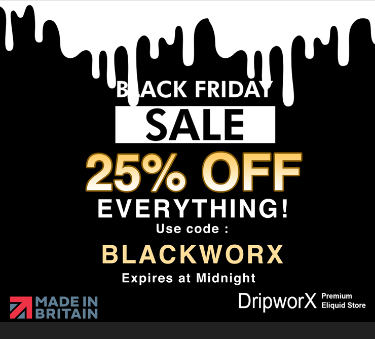 25% Off Dripworx