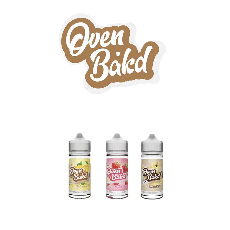 Oven Bakd 50ml Shortfill – £6.99