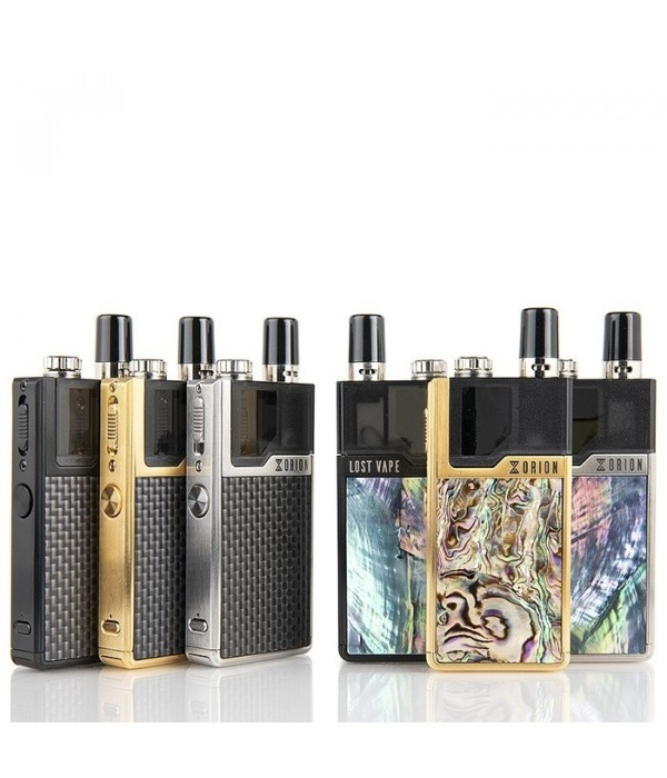Lost Vape Orion DNA Go AIO Pod Kit 950mAh – £49.12