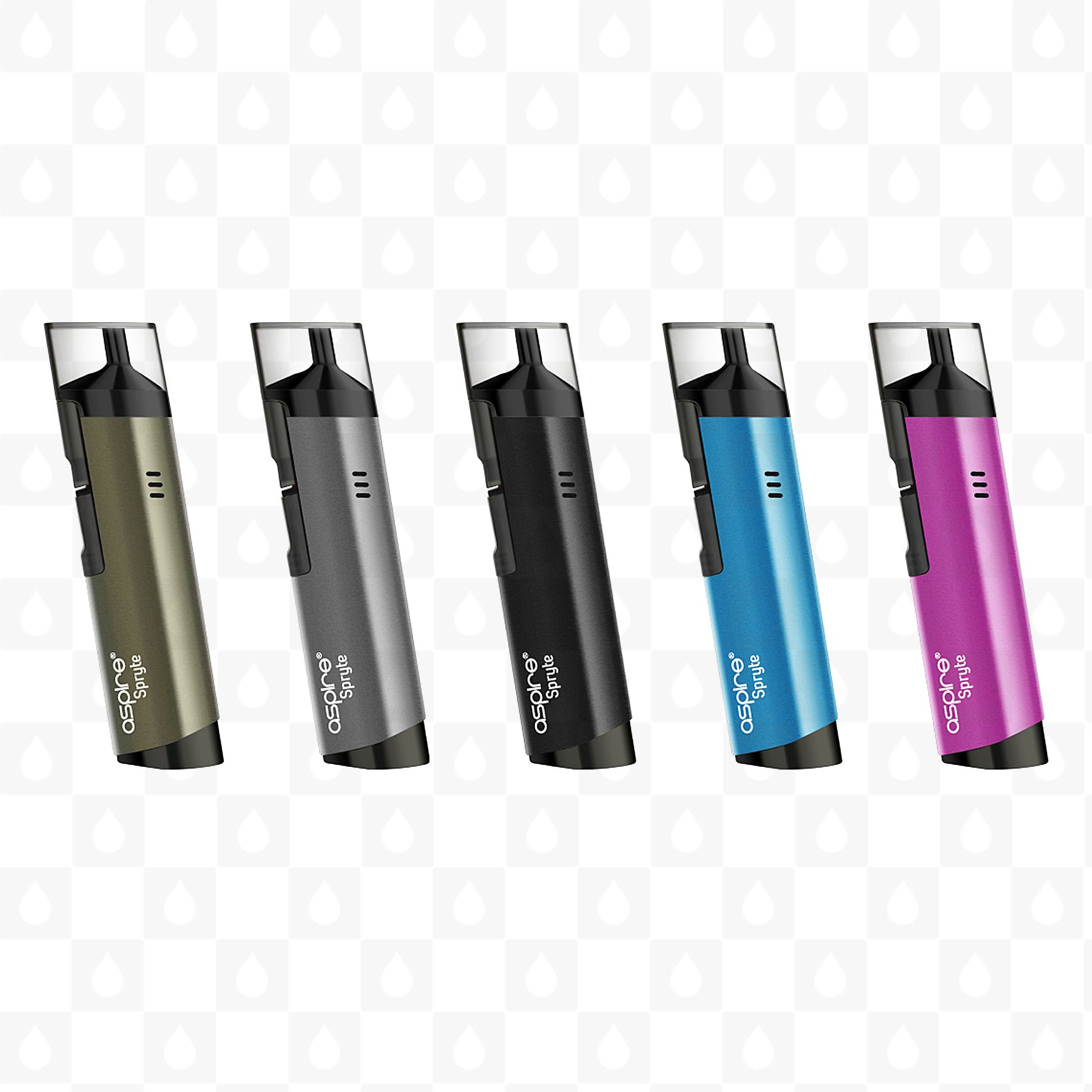 Aspire Spryte Pod Kit – £12.49