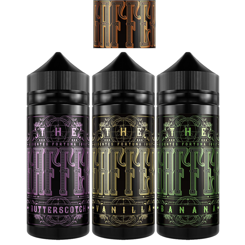 The Gaffer 100ml Shortfills by The Yorkshire Vaper – £8.99