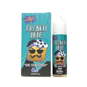 French Dude 50ml Shortfills – £4.99