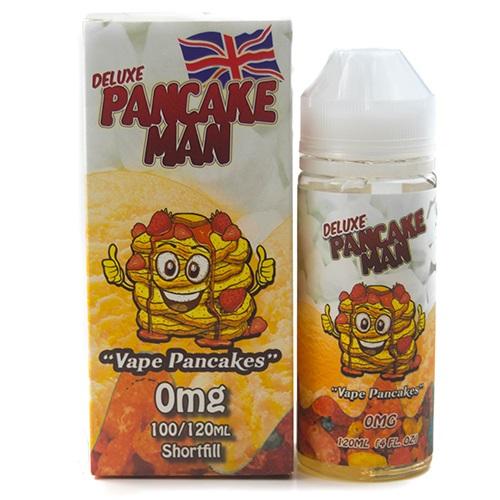 Pancake Man Deluxe 100ml Short Fill – £8.99