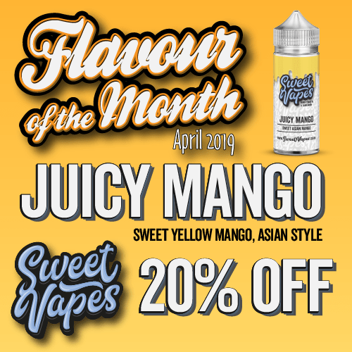 Juicy Mango100ml – £7.70