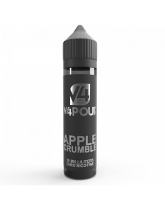 Apple Crumble 50ml Short Fill – £4.49