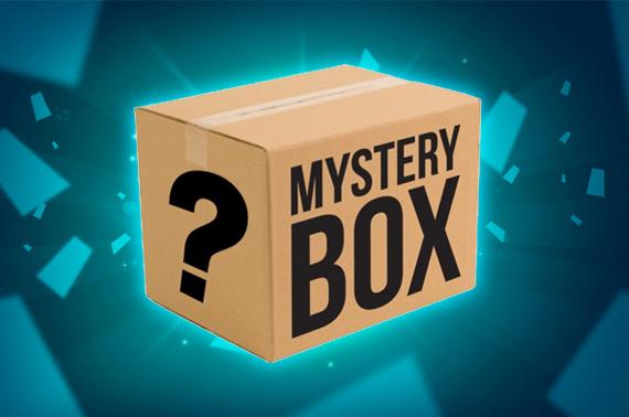 500ml Mystery Box – £19.99