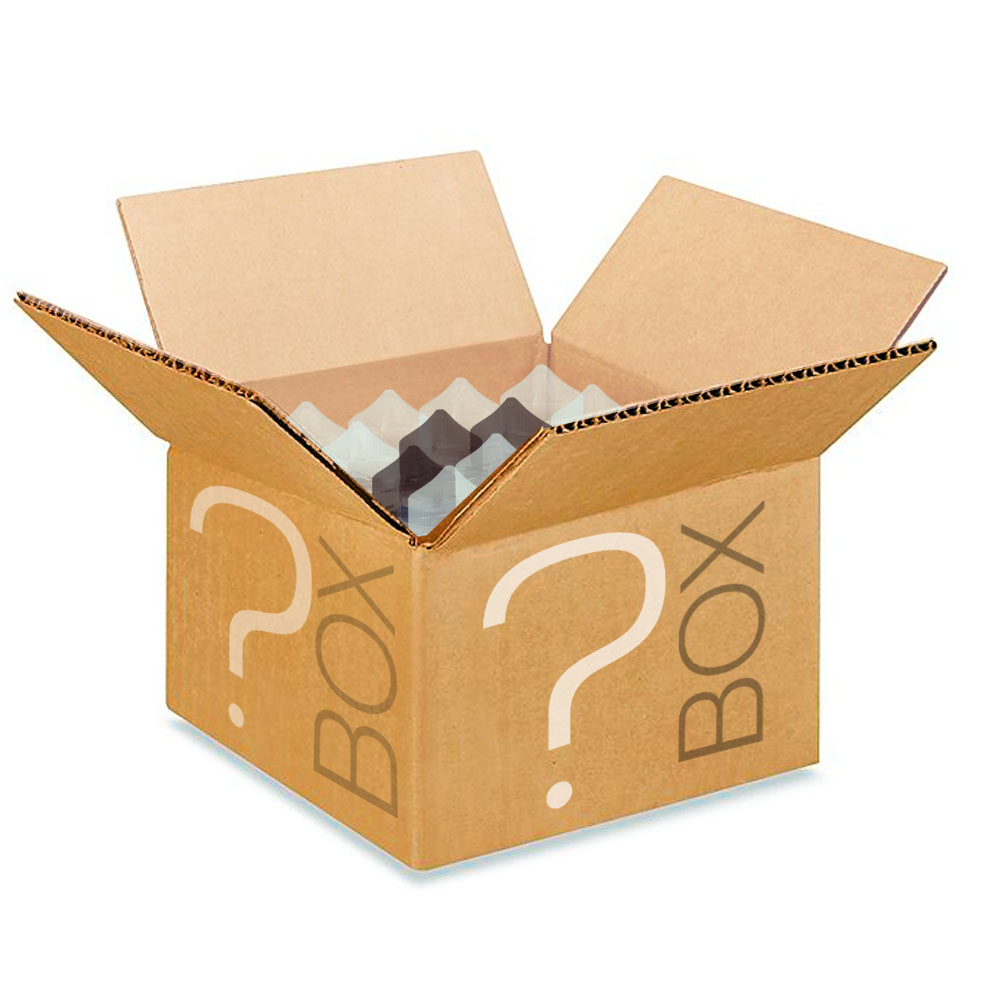 Mystery Box E-Liquid 500ml – £15.00