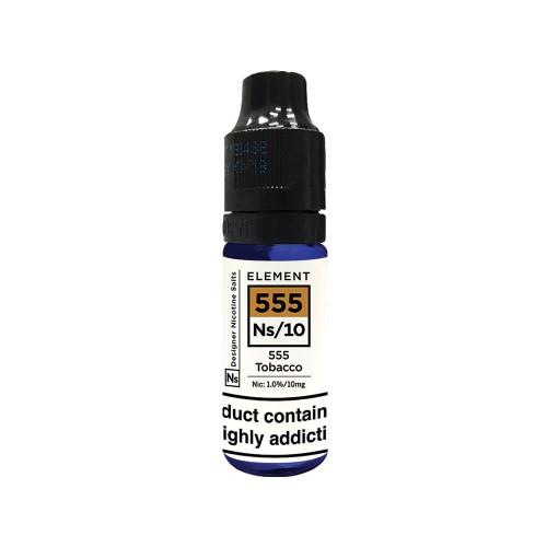 Element Ns20 Nic Salt E-liquid – £3.19 At Joyetech UK