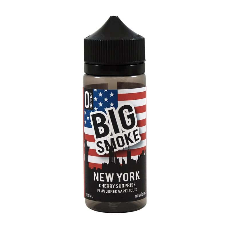 Big Smoke 100ml Short Fill – £8.99