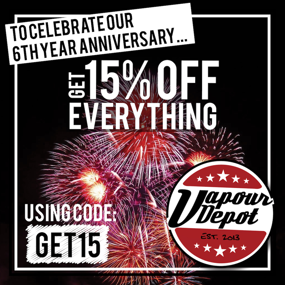 15% Off Ends Today