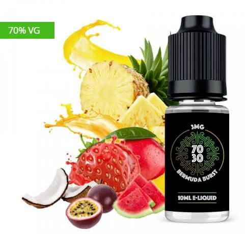 Bermuda Burst 10ml E-Liquid – £0.99