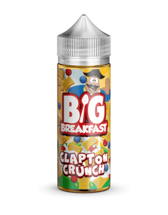 Big Breakfast Clapton Crunch 100ml Short Fill – £9.99