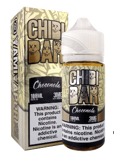 Chibi Bar Choconola 100ml Short Fill – £7.99