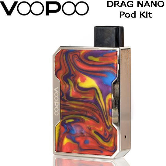 VOOPOO DRAG Nano Pod Starter Kit – £12.75