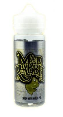 Lemon Meringue 100ml Short Fill – £4.25