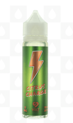 Citrus Charge by 9 Volt Vapes 50ml Short Fill – £7.49