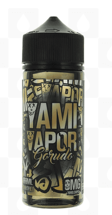 Gorudo by Yami Vapor 100ml Short Fill – £10.00